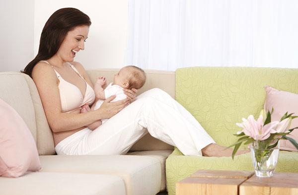 Женское счастье родить ребенка
