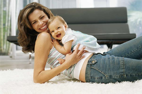 дети это счастье для женщины