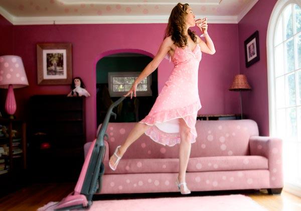 Флай-леди, или домохозяйка на каблуках