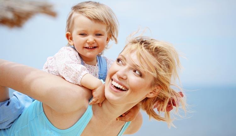 Счастье матери-одиночки