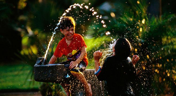 Научите ребенка счастью