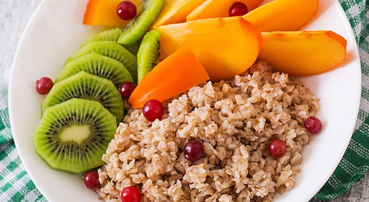 Правильное питание - верный способ быть здоровой и красивой