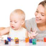 Развивающие игры вместе с ребенком