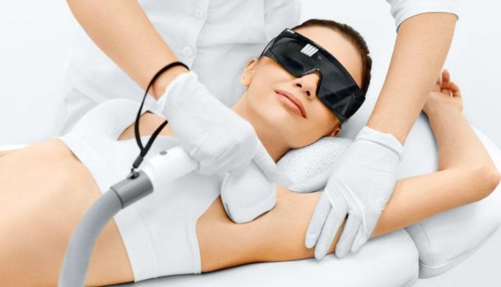 Лазерная косметология и эпиляция
