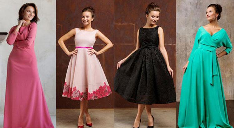 «Хочу платье!» — популярные модели 2018