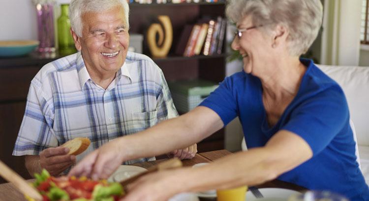 питание в возрасте