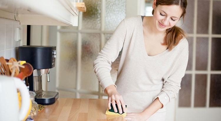 Как с помощью силы мысли улучшить домашние дела