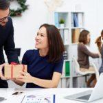 Нюансы деловых подарков