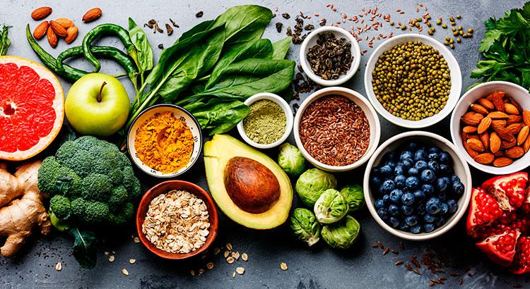 Правильное питание – основа долголетия