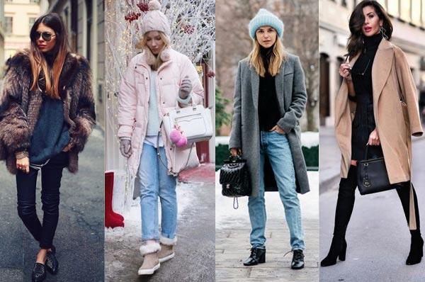 Стильная и удобная верхняя одежда 2018-2019