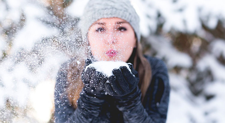 Как ухаживать за волосами в холодное время года