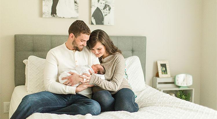 Как рождение малыша влияет на отношения между супругами
