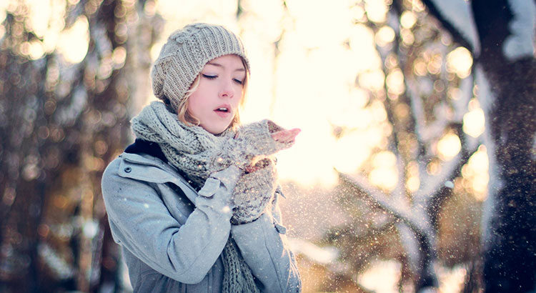 Зимний уход за кожей: увлажнение и питание