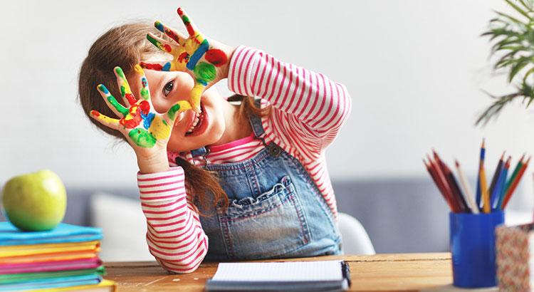 Как развить творческое начало ребенку