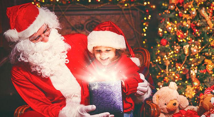 Дед Мороз на праздник к вам придет