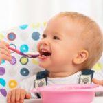 Особенности питания годовалого ребёнка