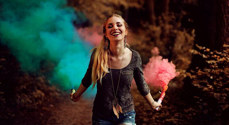 Счастливая женщина – вполне реально