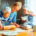Зачем учить своих детей готовить
