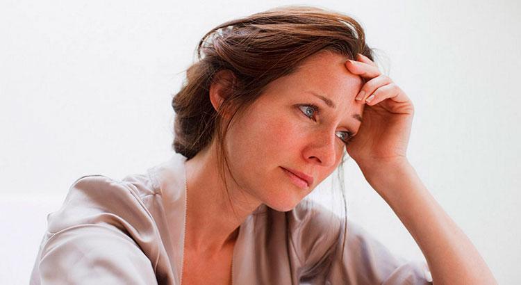 Стресс в жизни женщины - методы устранения