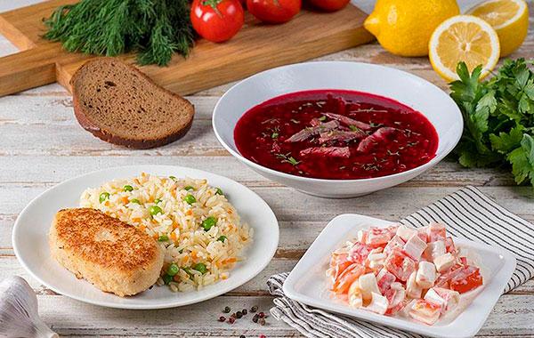 Вкусные и здоровые блюда