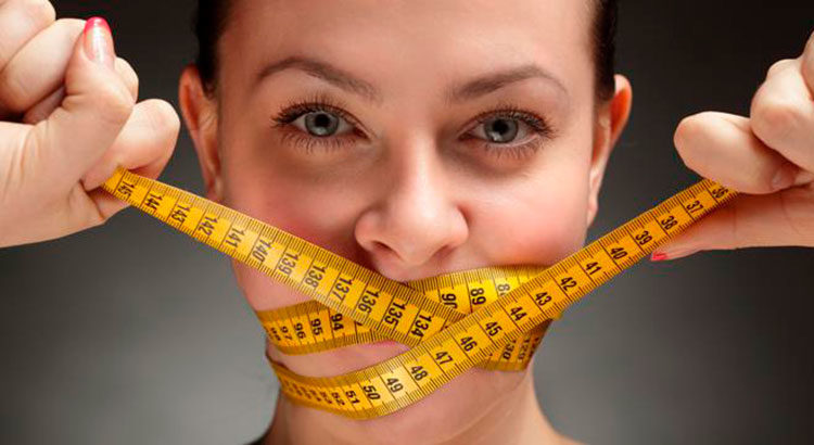 Как диеты вредят организму