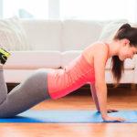 Утренняя зарядка – замена фитнесу