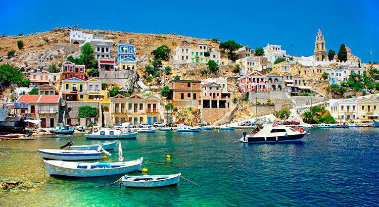 Едем в Грецию. На каких островах стоит побывать
