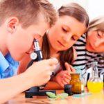 Световой микроскоп: изобретение, изменившие мир