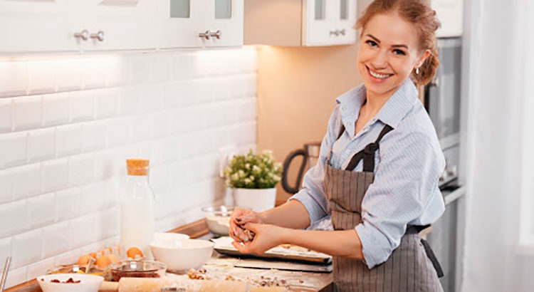 Как домохозяйке всё успевать