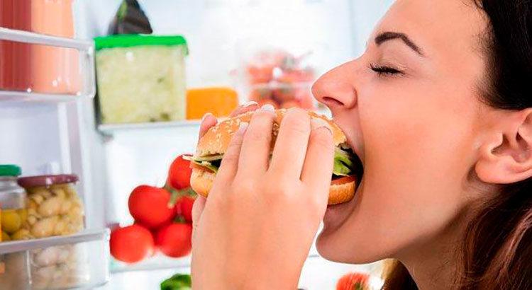 Как снизить повышенный аппетит