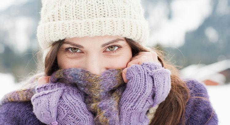 Топ-5 привычек для здоровой и красивой кожи зимой