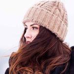 Как поддерживать здоровье волос зимой