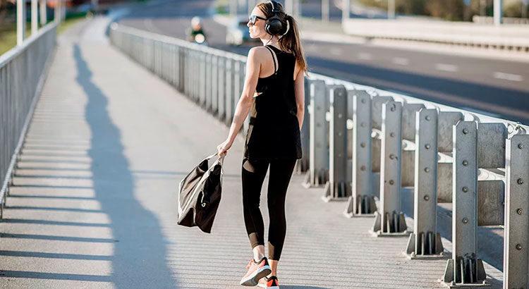Как проще делать 10 000 шагов в день - 6 советов