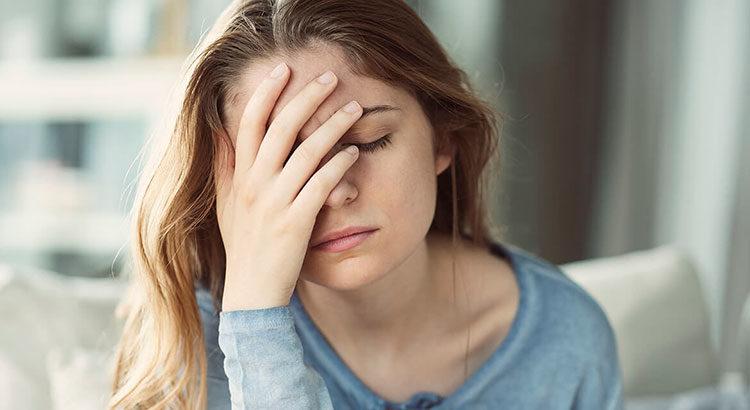 Как стресс влияет на женщин