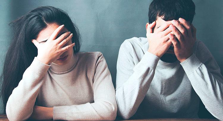 ТОП-5 проблем в семейной жизни, которые рано или поздно убьют брак