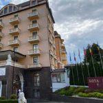 Санаторно-отельный комплекс «Женева» – гордость Трускавца