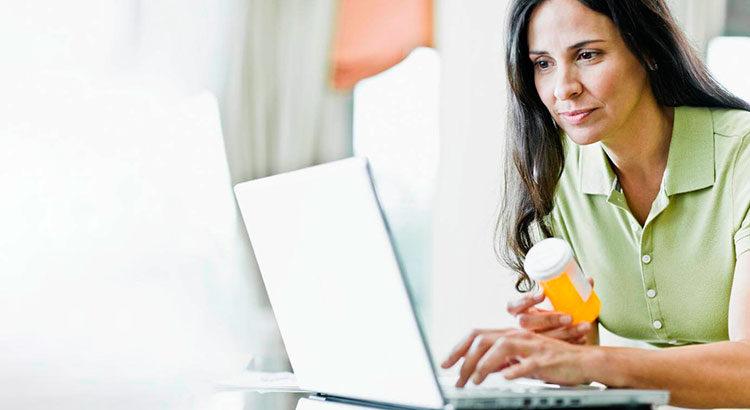Онлайн аптека - выгодно и удобно