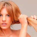 Восстановление сухих волос. Средства и приемы