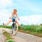 На велосипеде за красотой: полезные рекомендации