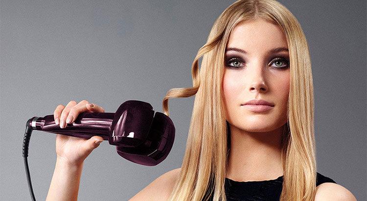 Плойка для волос – делать локоны в домашних условиях