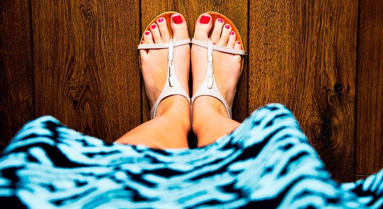 Какой должна быть летняя обувь