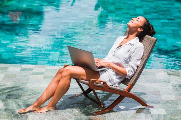 Забыть о работе в отпуске: 5 правил