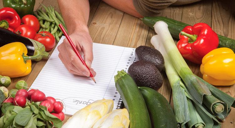 Овощная диета: принципы и меню овощной диеты