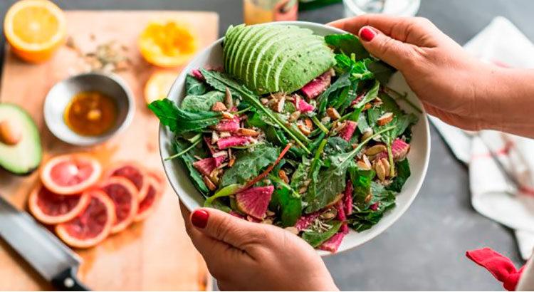 Осенняя диета, или как сохранить форму к весне