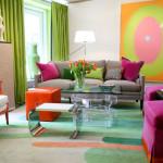 Создание интерьера: внимание на цвета
