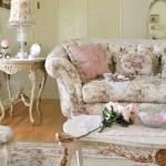 Стиль шебби шик – винтажный, женственный и романтичный интерьер