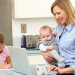 Как совмещать работу и семью?