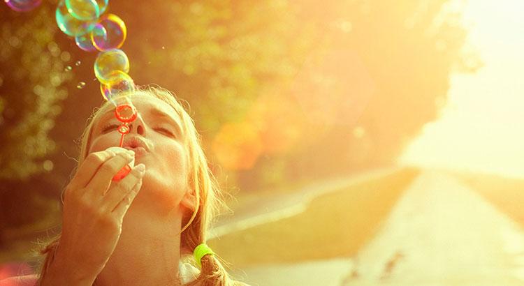 Будьте собой и будьте счастливы