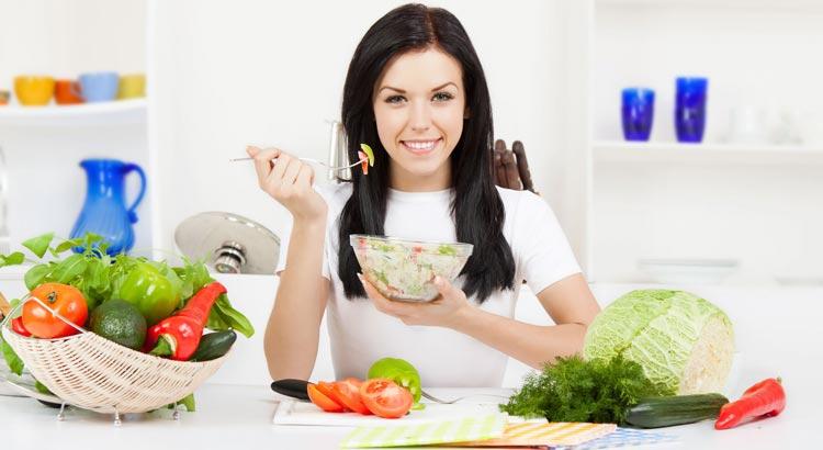 Шесть продуктов для женского здоровья