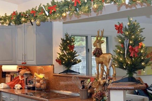 Как подготовить кухню к встрече Нового года?
